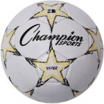 Champion Sports Viper Soccer Ball Review
