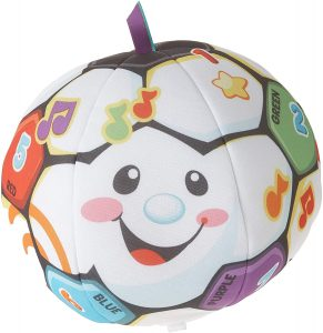 Fisher Price Laugh and Learn Soccer Ball Review