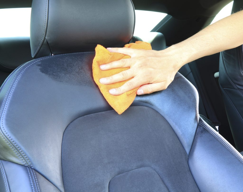 How do you wash neoprene seat covers