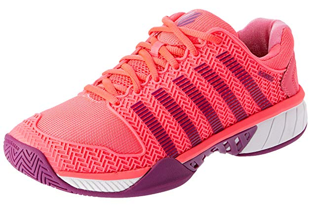 K-Swiss Women's Hypercourt Express Tennis Shoe Review