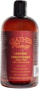 Leather Honey Conditioner Review